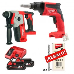 MILWAUKEE M18 FUEL M18FSG-202X / M18 BH0