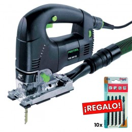 Caladora de Péndulo TRION PS 300 EQ-Plus Festool