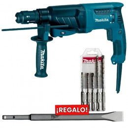 Martillo ligero Sds-Plus MAKITA HR2630T