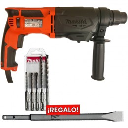 Martillo ligero Sds-Plus MAKITA M8701