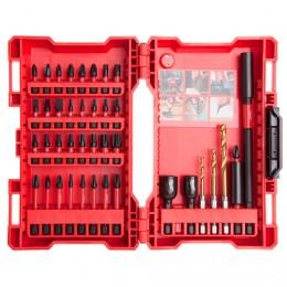 Caja de accesorios Shockwave Impact Duty de 40 piezas