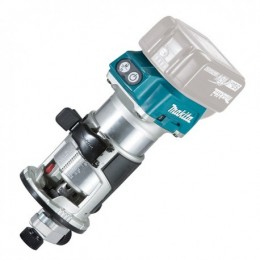 Fresadora multifunción Makita 18V litio-ion 6 y 8 mm