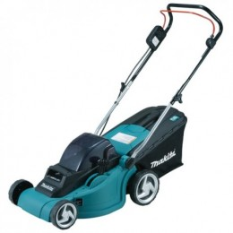 Cortacésped Makita 38 cm 18Vx2 Litio-ion