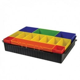 Separador de accesorios de colores Makita