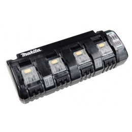 Multicargador 4 puertos 18V DC18SF Litio-ion