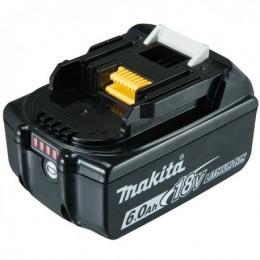 Batería Makita BL1860B 18V 6,0Ah