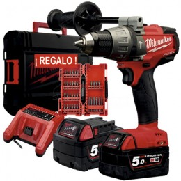 Taladro percutor M18 FUEL Milwaukee M18 FPD-502X
