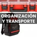 ORGANIZACIÓN Y TRANSPORTE