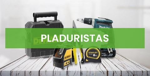 herramientas de pladur